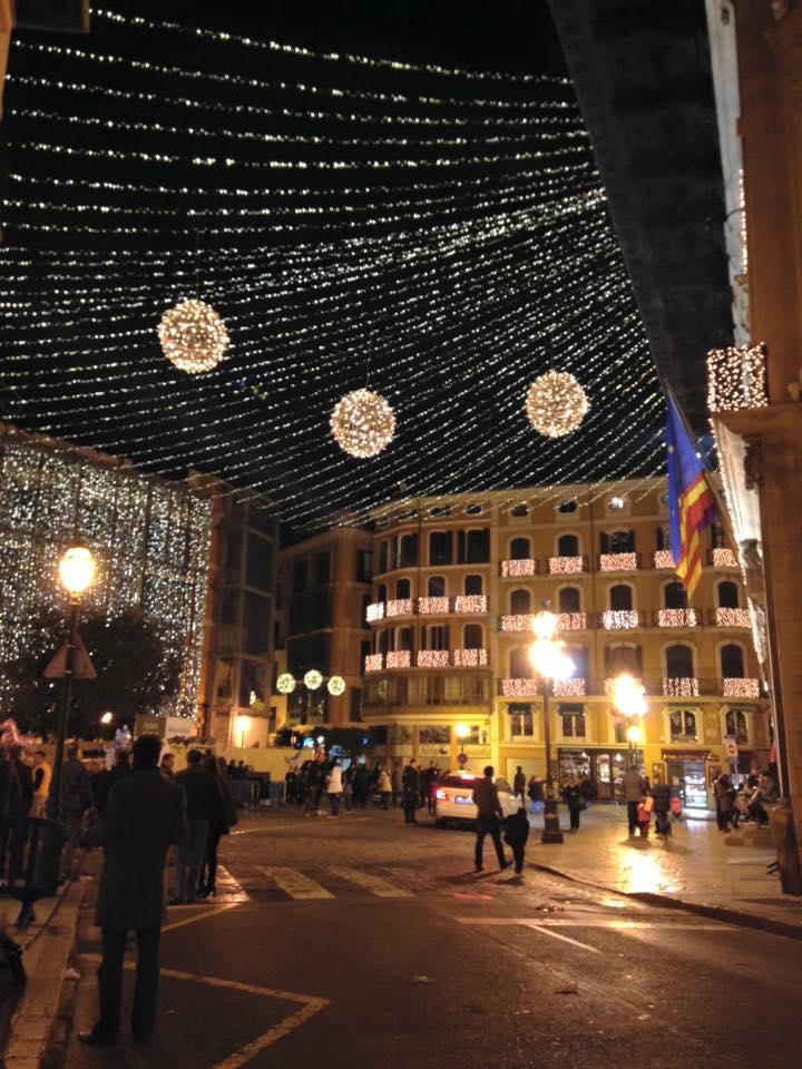 On November 27, Palmas mayor brought the city to shine.