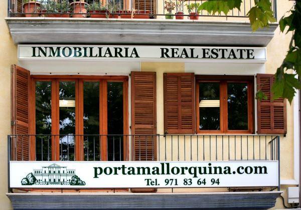 The First Mallorca Property Office in Artà.