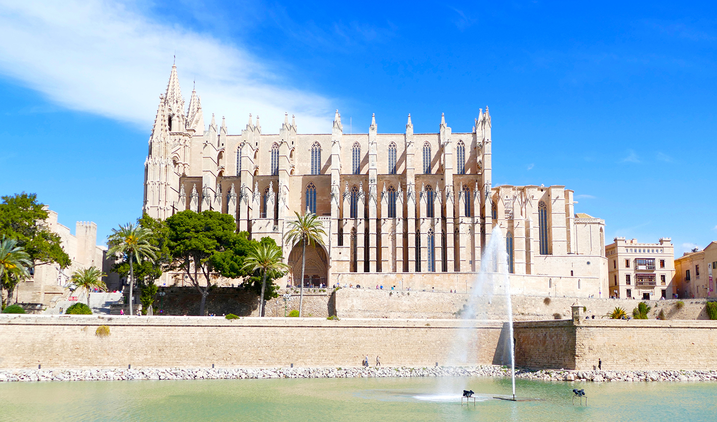 The cathedral is the symbol of Palma, but Mallorca's capital has much more to offer.
