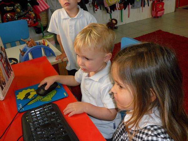 Most international schools have an integrated nursery school.