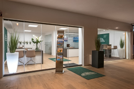 Real estate office in Portals on Mallorca