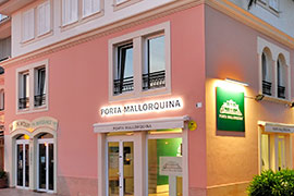Real estate office in Santa Ponsa on Mallorca