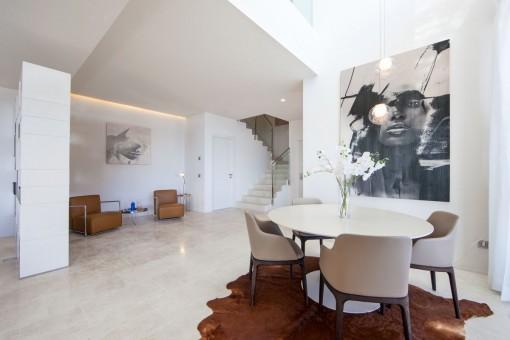 Elegant living concept