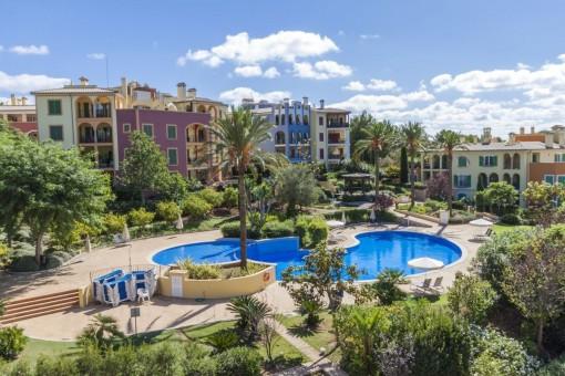 apartment in Bendinat for sale
