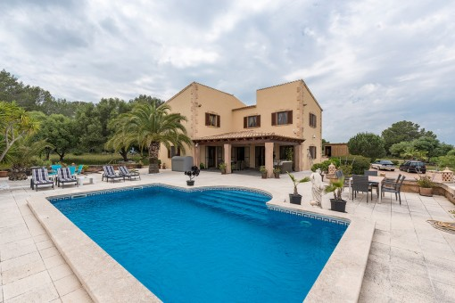 house in Cala Mandia for sale