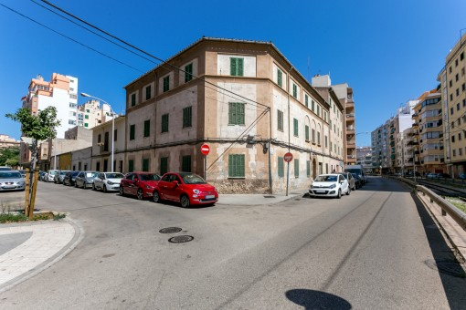house in Palma City
