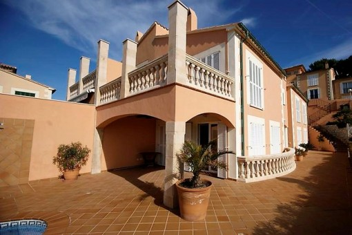 Wonderful house with sea views in the iconic area of Es  Pelats, Cala Ratjada