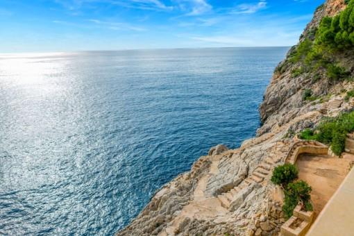 Direct sea access