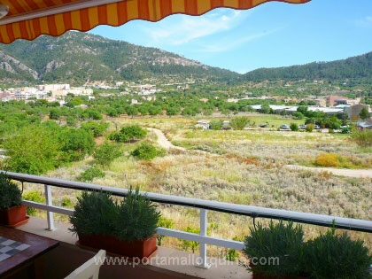 apartment in Andratx for sale