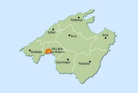 Palma de Mallorca Altstadt