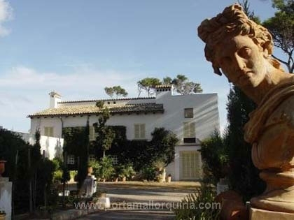 villa in Cala Ratjada for sale
