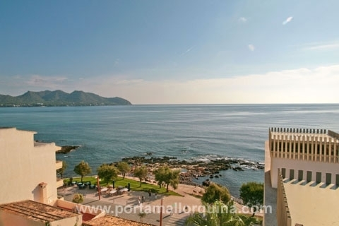 apartment in Cala Bona