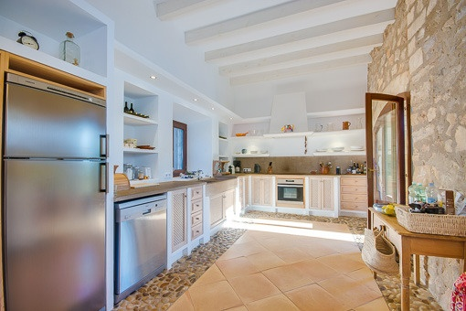 Countryhouse kitchen