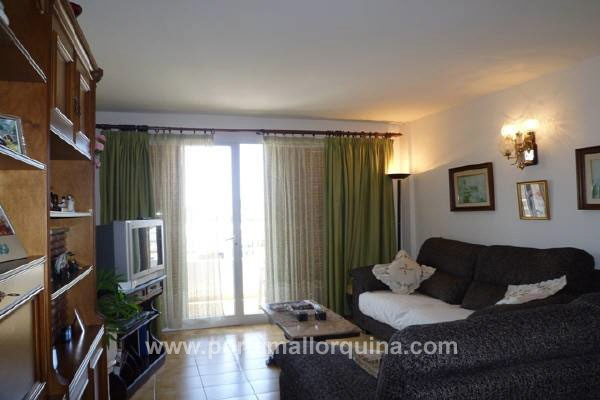 4-bedroom apartment in the centre of Andratx