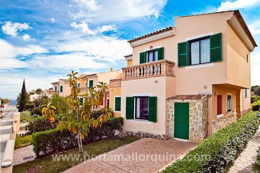 house in Cales de Mallorca