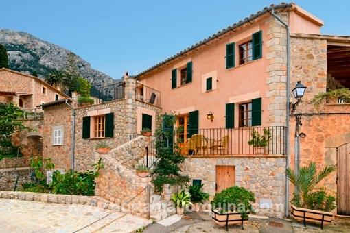 house in Deià