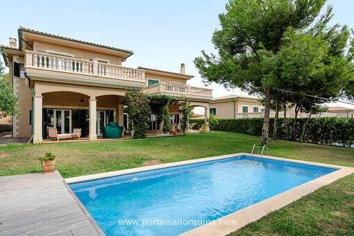 Villa Mit Garten Und Pool | Möbelideen