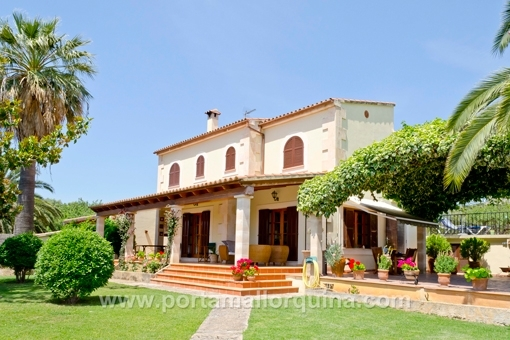 Lovely villa in a quiet and cosy setting