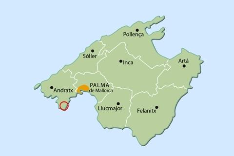 Mallorca Karte Sa Coma.Luxurious First Line Villa Sol De Mallorca Purchase
