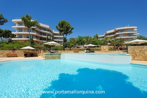apartment in Sol de Mallorca