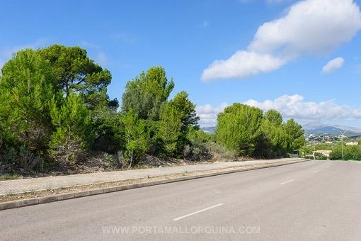 plot in Santa Ponsa