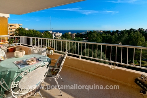 apartment in Cala Mayor