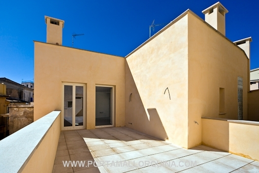 Penthouse in Oldtown of Palma
