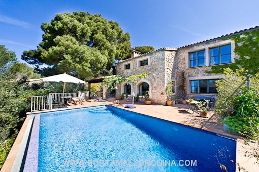 villa in Valldemossa for sale