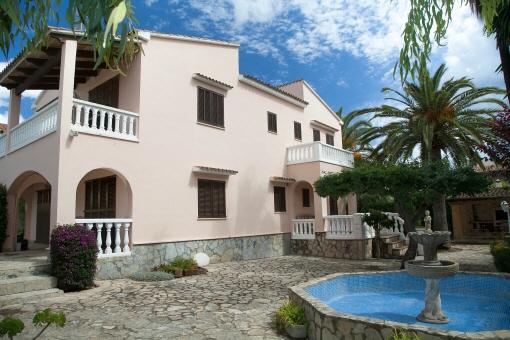 villa in Cala Millor