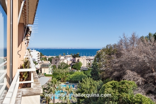 Amazing apartment with sea views in San Augustin