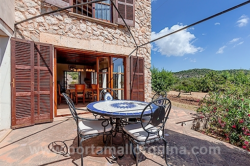 Guesthouse with fantastic views