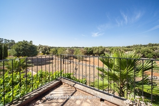 Fantastic landscape views from the balconz
