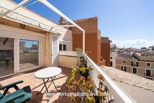 penthouse in Palma de Mallorca Old Town