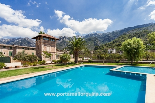 apartment in Soller