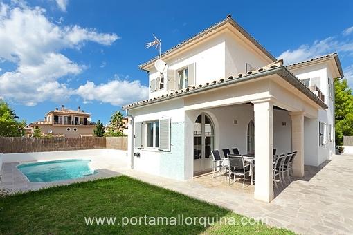 villa in Can Picafort