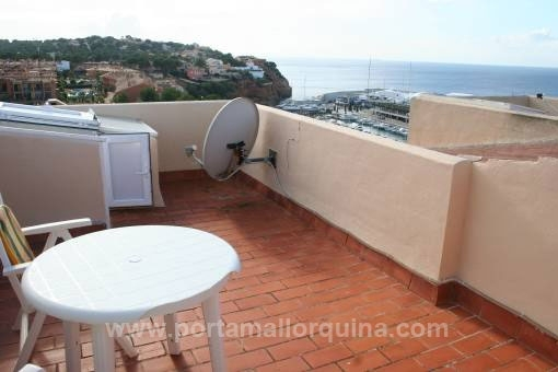 apartment in Santa Ponsa