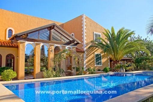 villa in Arta