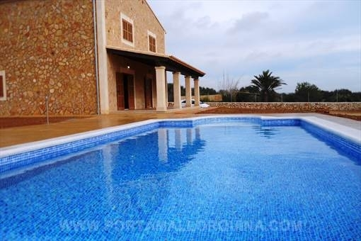 Newly built house with all comforts in Ses Salines