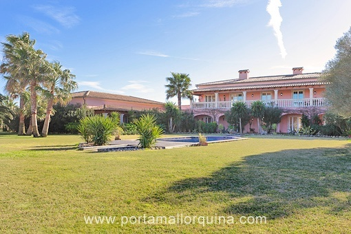 Stately country house with sea views and great potential near Santa Margalida