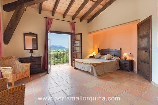 Very spacious bedrooms