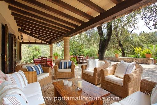Elegant villa, La Font-Pollensa