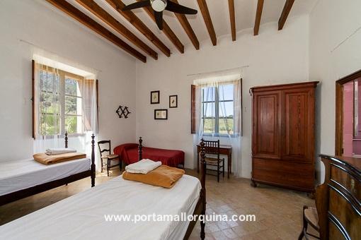 Mallorquin bedroom