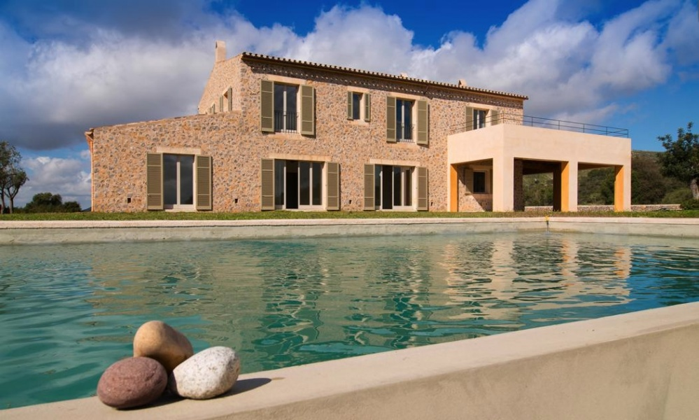 New Mediterranean finca with unbeatable views