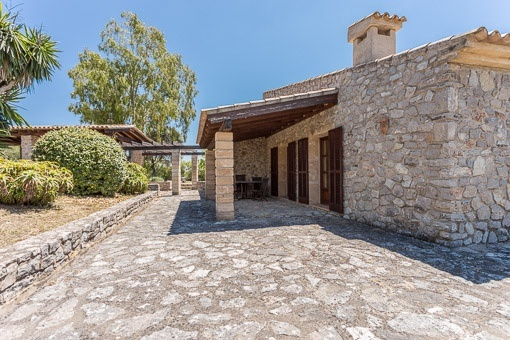 Arta property for sale in arta by porta mallorquina real for Natural terrace