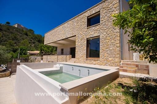 villa in Mancor de la Vall