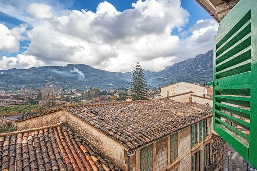 Unique views over Valldemossa