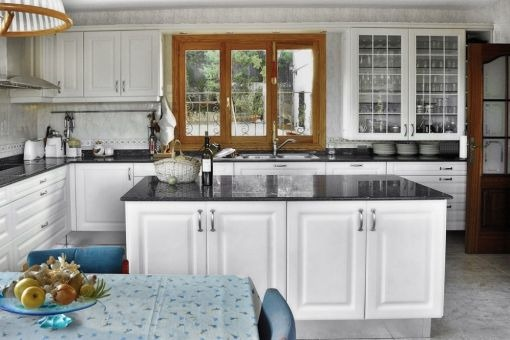 Typical country house kitchen