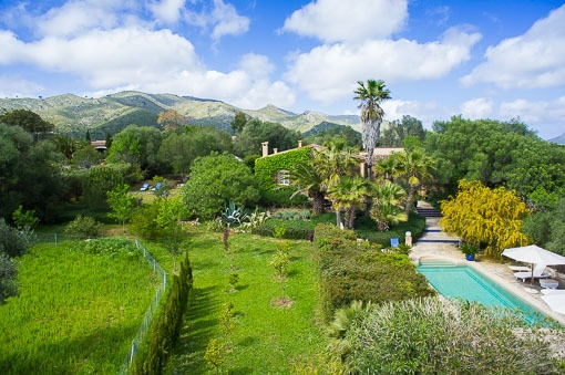 Romantic and idyllic country house in prime location in Capdepera
