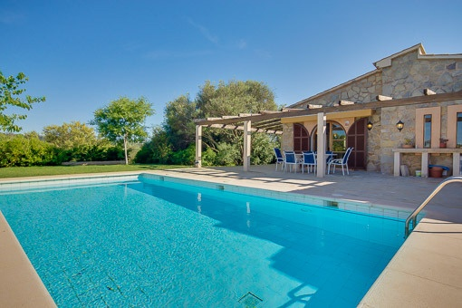 Fabulous country house with views to Capdepera