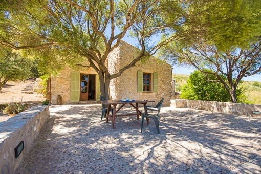 Rustic country house in prime location, Capdepera